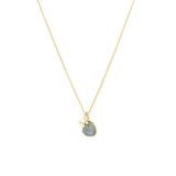 Paz Necklace Labradorite