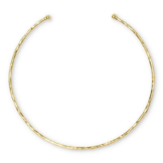 DOUBLE BALL CHOKER