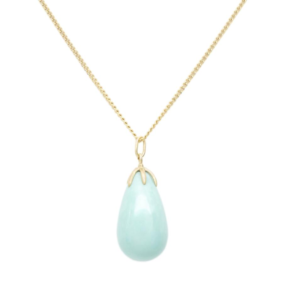 Teardrop Turquoise Necklace | Magpie Jewellery