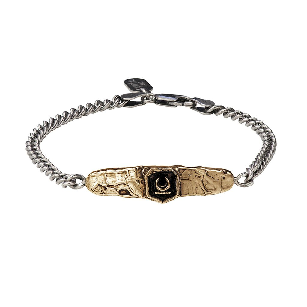 New Beginnings Bar Bracelet Bronze | Magpie Jewellery