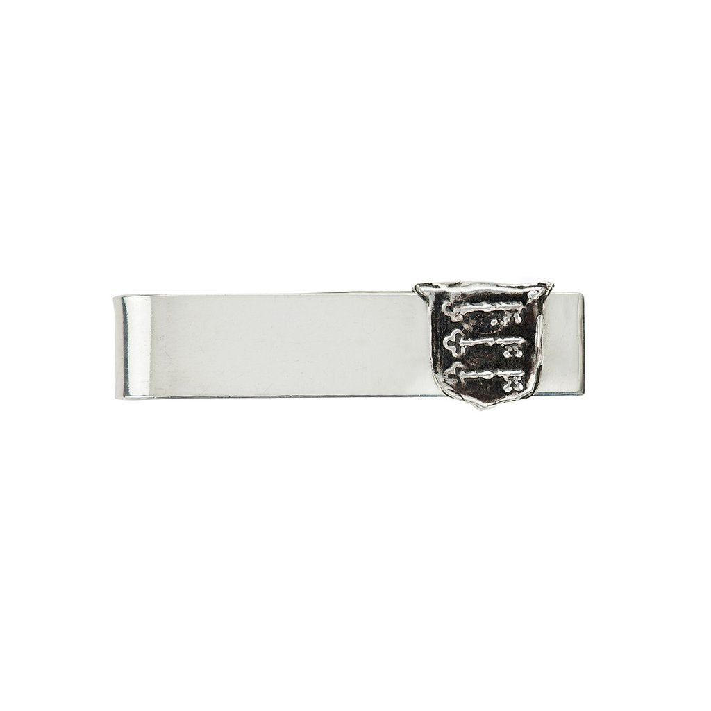 Opportunity Tie Bar Silver | Magpie Jewellery