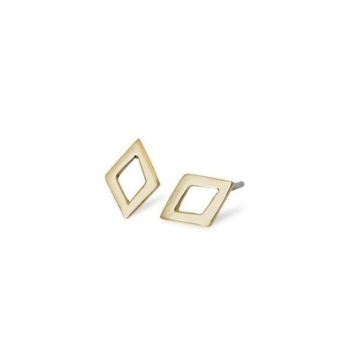 OPEN DIAMOND STUD | Magpie Jewellery