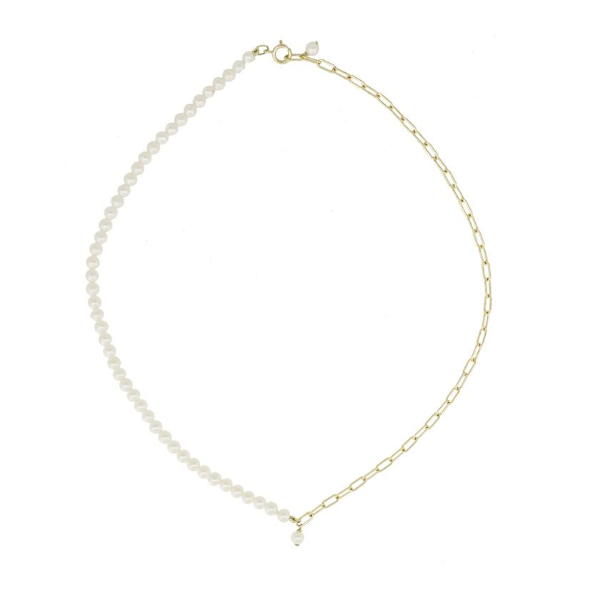 Pearl Chain Link Choker | Magpie Jewellery