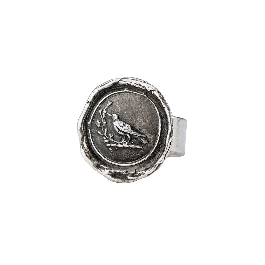 Creativity Ring Silver | Magpie Jewellery