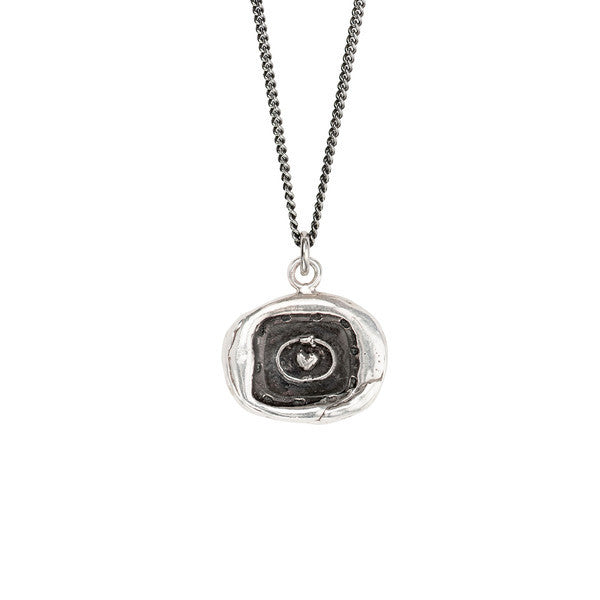Endless Love Talisman Silver | Magpie Jewellery