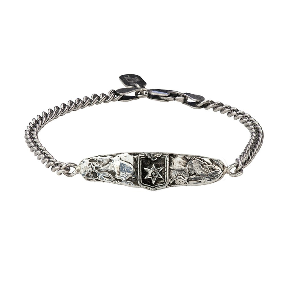 Look Within Bar Bracelet Silver | Magpie Jewellery