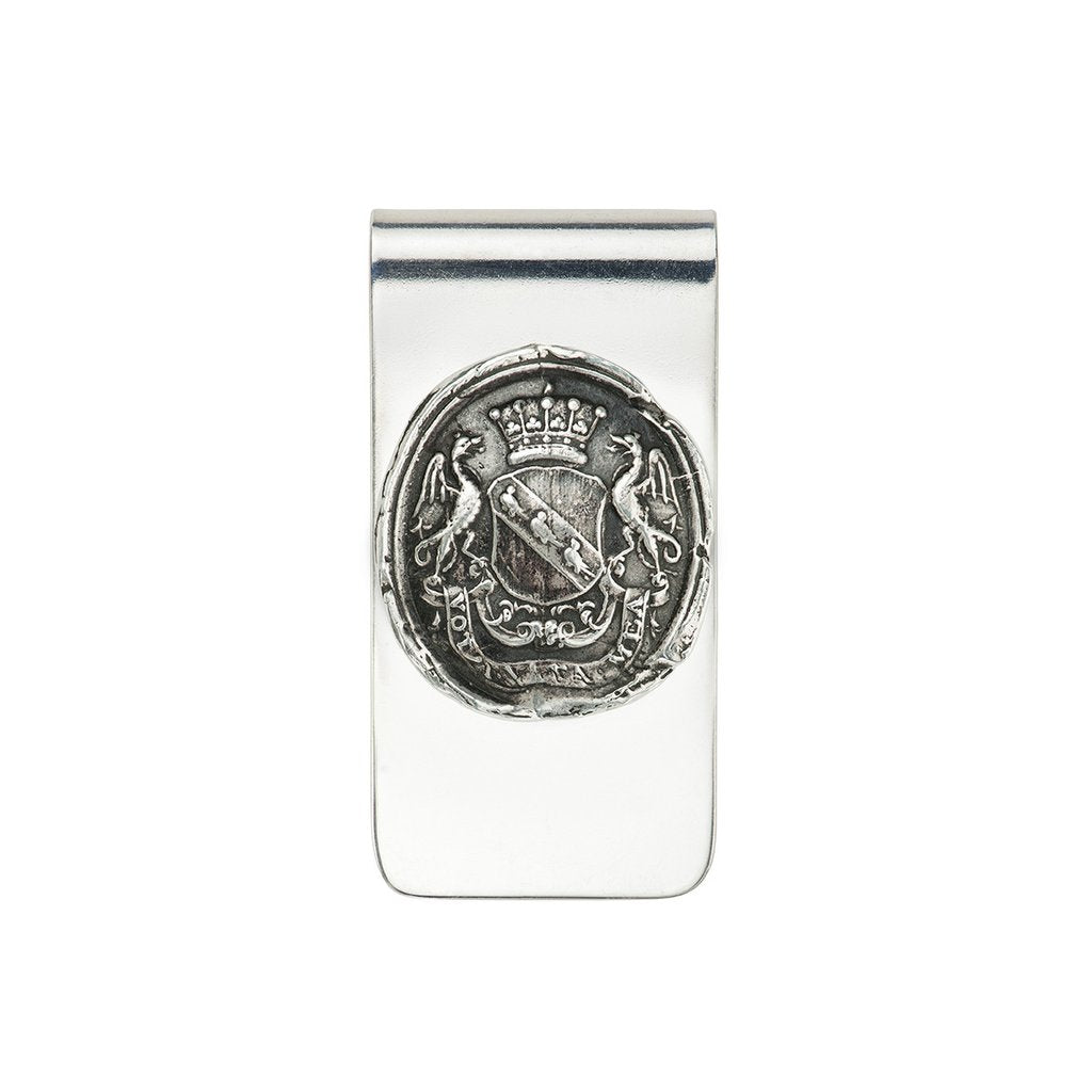 My Life is a Prayer Money Clip Silver | Magpie Jewellery
