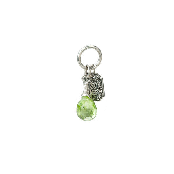 Positivity Signature Attraction Charm-Peridot