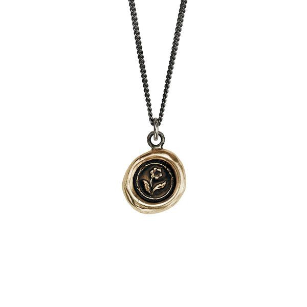 Rose Talisman Bronze