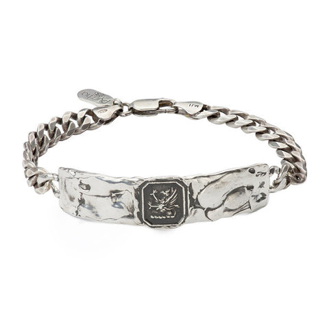 Success Talisman Wide ID Bracelet