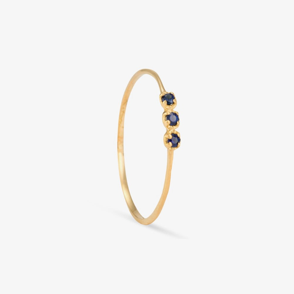 Orion Sapphire Gemstone Ring | Magpie Jewellery