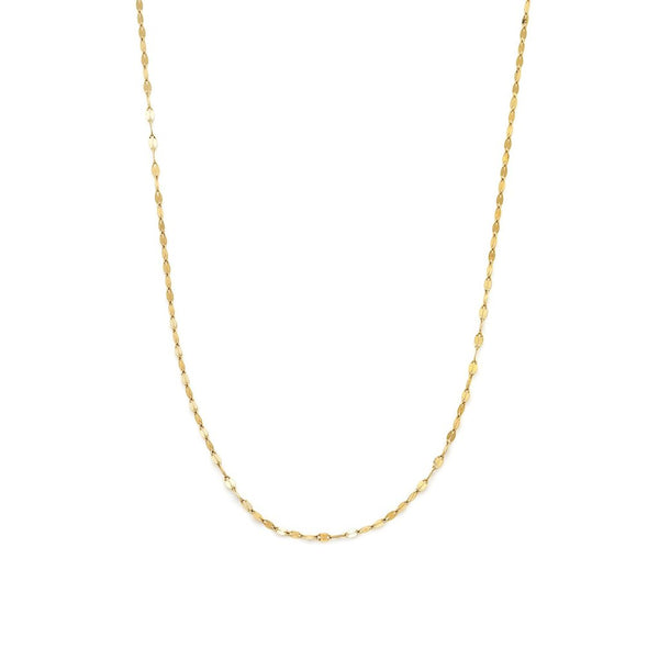 Shimmer Necklace - 10K Gold