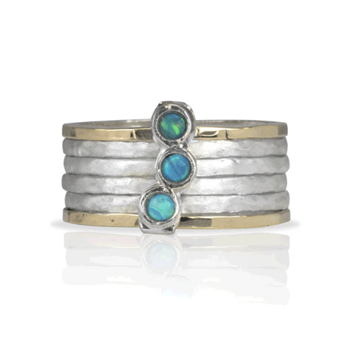 Azure Ring | Magpie Jewellery