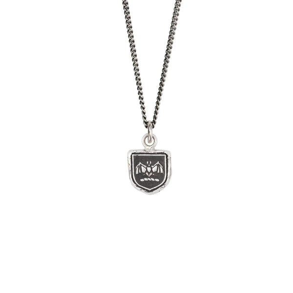Brave Appreciation Talisman Silver | Magpie Jewellery