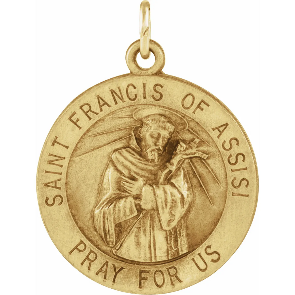 St Francis Medal