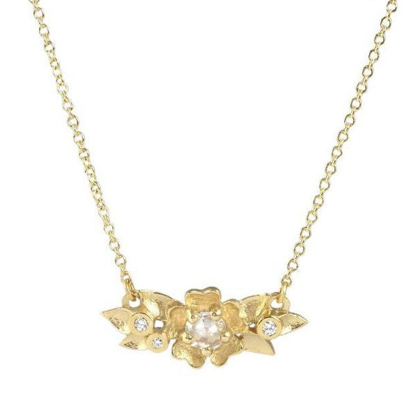 Buttercup Petal Necklace | Magpie Jewellery