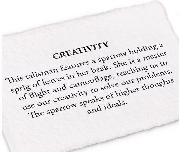Creativity Talisman