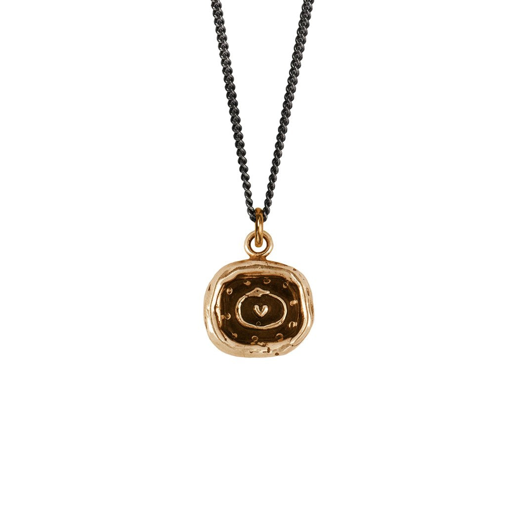Endless Love Talisman Bronze | Magpie Jewellery
