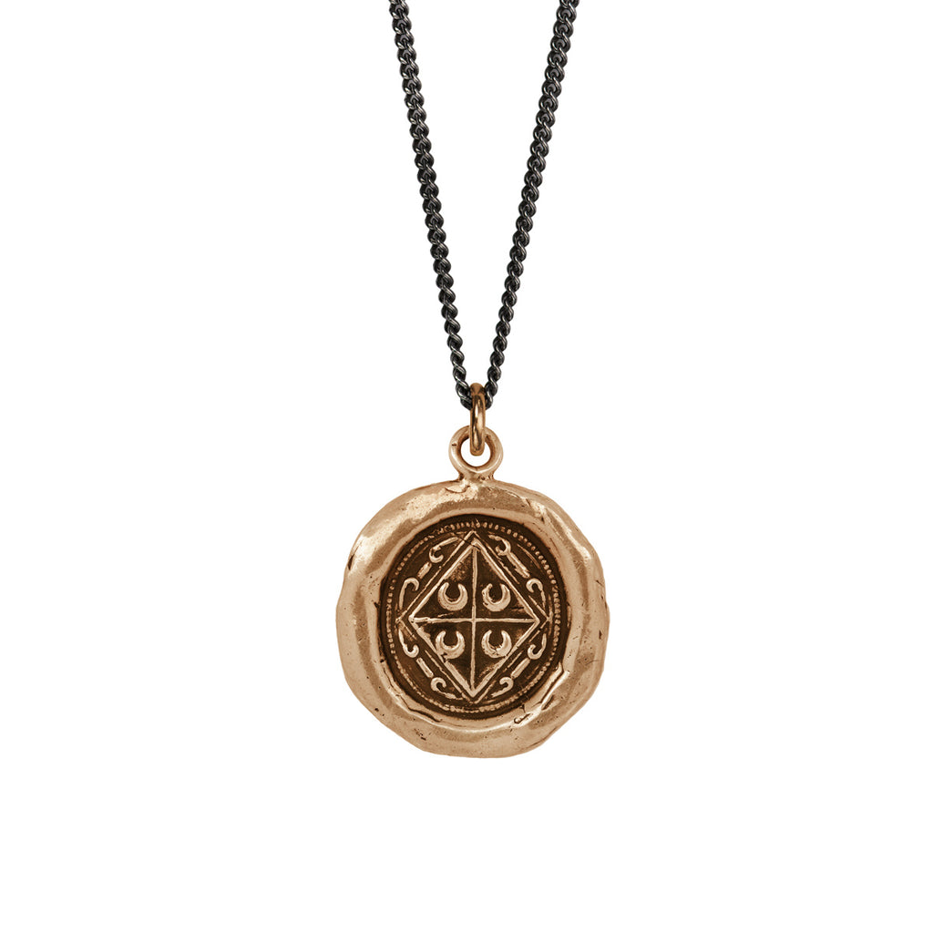 Embrace Change Talisman-Bronze