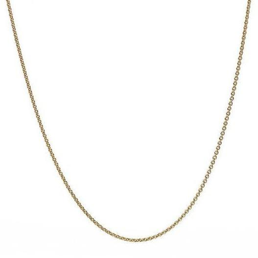 Gold 14k Fine Chain | Magpie Jewellery