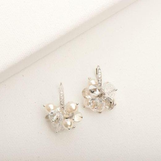 Cloudburst Cluster Earring | Magpie Jewellery