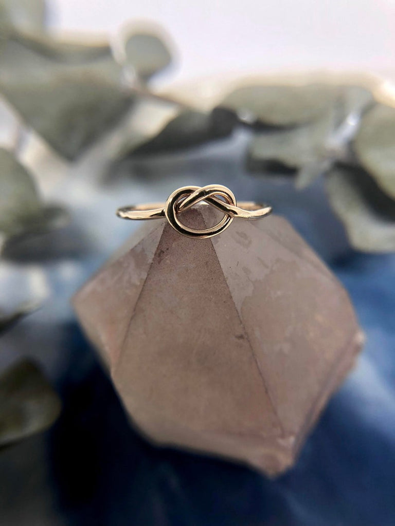 Knot Ring | Magpie Jewellery