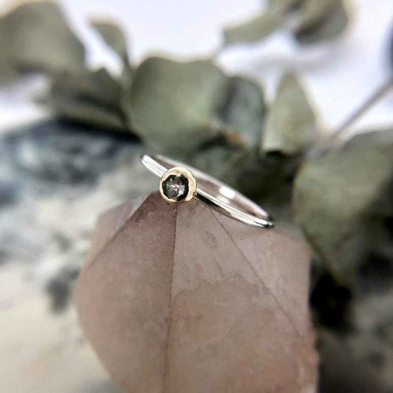Melt Ring | Magpie Jewellery