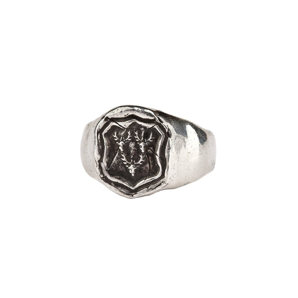 Intuition Signet Ring | Magpie Jewellery