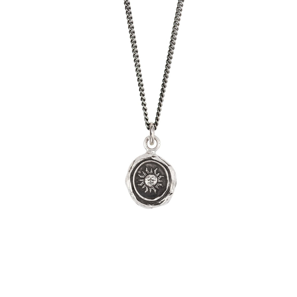 Joyful Appreciation Talisman Silver | Magpie Jewellery