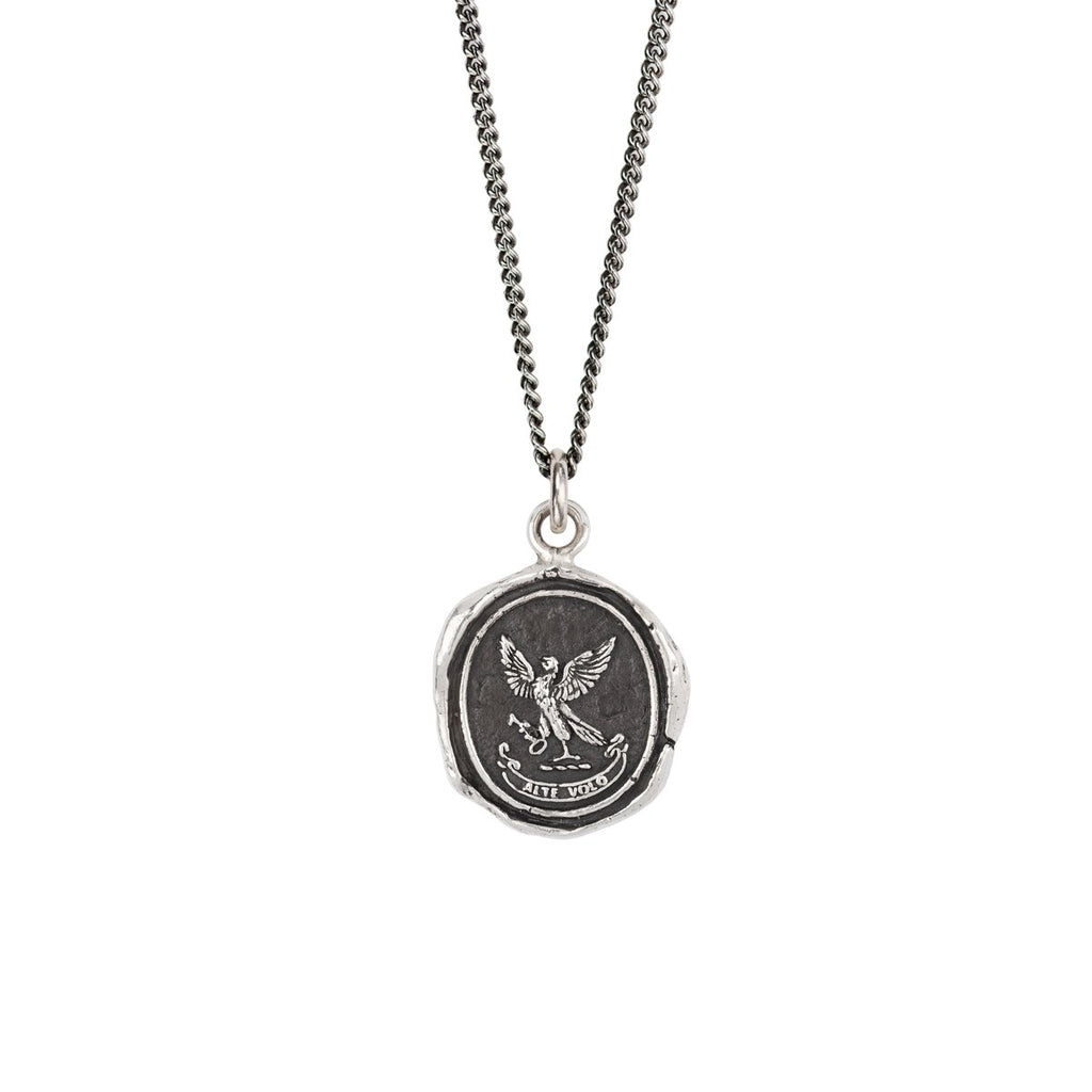 Limitless Talisman | Magpie Jewellery Silver