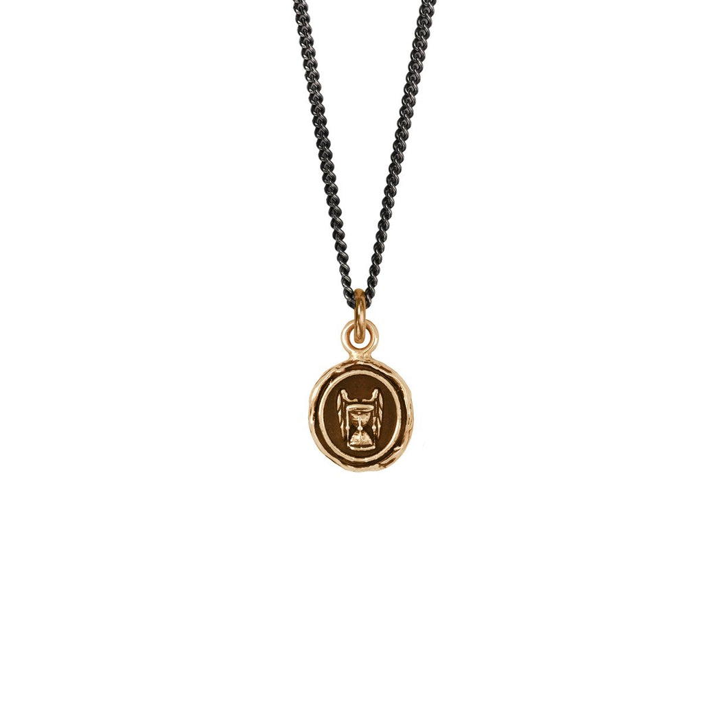 Mindful Appreciation Talisman Bronze | Magpie Jewellery