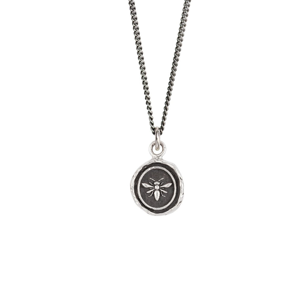 Motivated Appreciation Talisman Silver | Magpie Jewellery