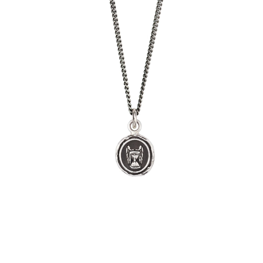 Mindful Appreciation Talisman Silver | Magpie Jewellery