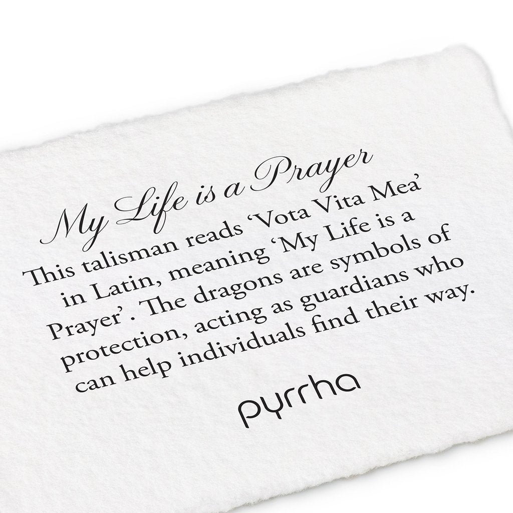My Life is a Prayer Key Chain