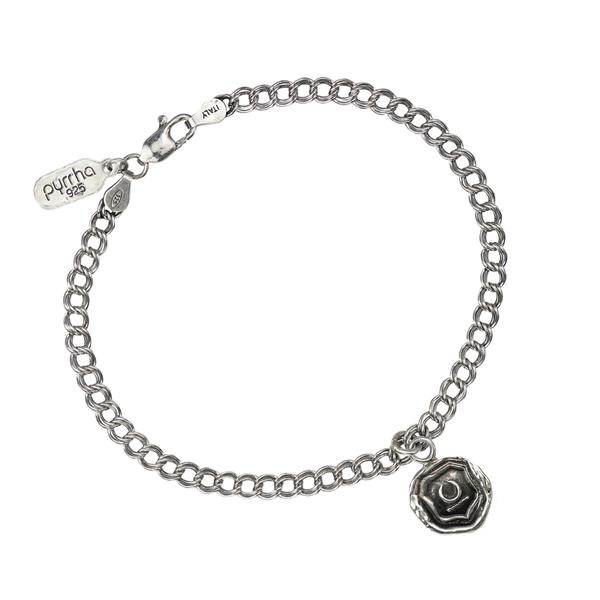 New Beginnings Talisman Chain Bracelet-Silver