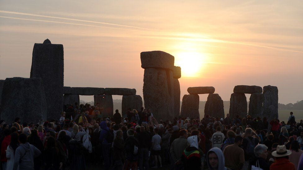Summer Solstice 2017 — a Time of Renewal