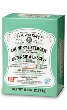 J. R. Watkins Powdered Laundry Detergent