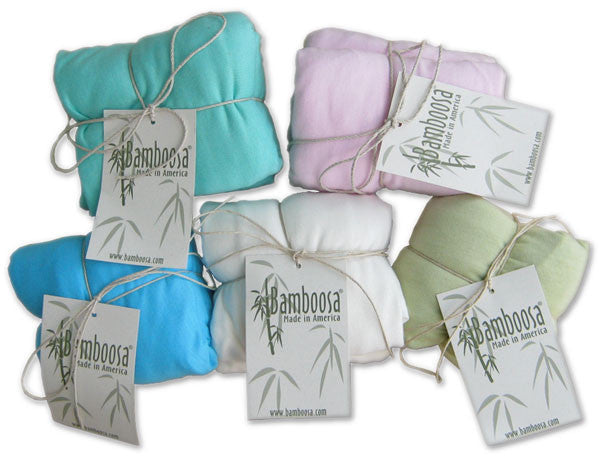 Bamboosa Baby Fitted Crib Sheet