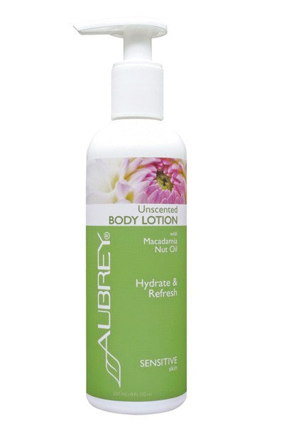 Aubrey® Unscented Ultimate Moisturizing Lotion