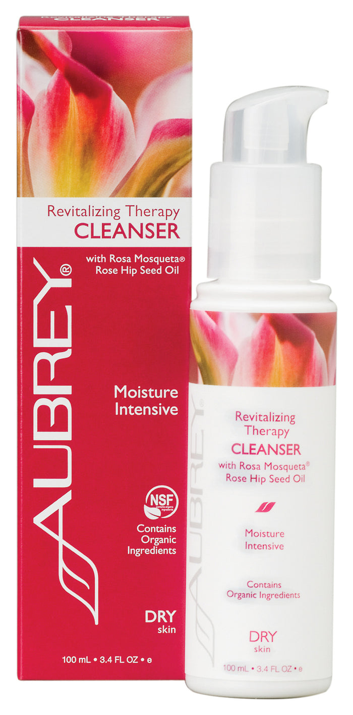 Aubrey® Revitalizing Therapy Cleanser (Dry Skin)