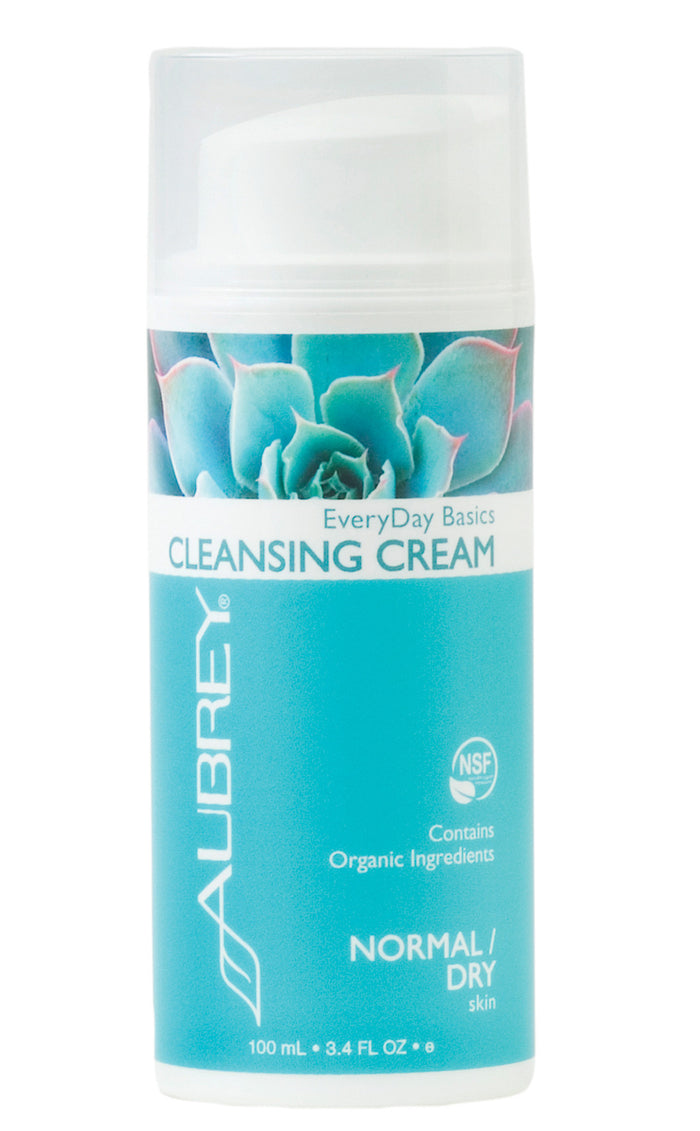 Aubrey® EveryDay Basics Cleansing Cream (Normal/Dry Skin)