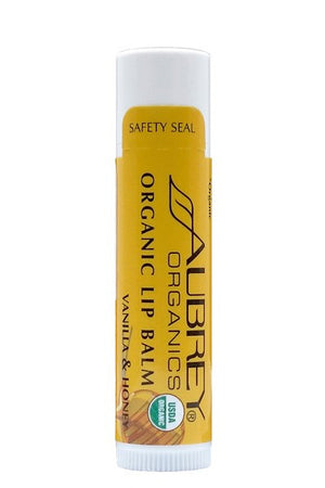 Aubrey® Organic Lip Balm - Vanilla & Honey (140852753)