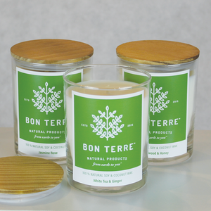 Bon Terre™ Soy Candles Set of Three — SAVE 15%! (4659719307323)