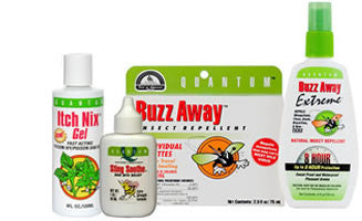 Outdoor Bug, Bite & Sting Protection Kit