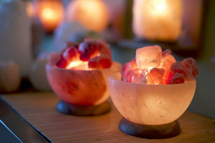 Himalayan Salt Lamp Serenity Bowl