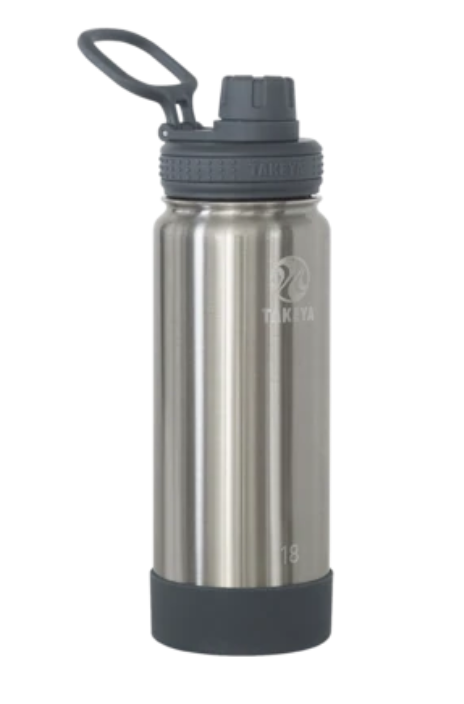 Takeya® Insulated Stainless Steel Bottle — 18 oz. Actives