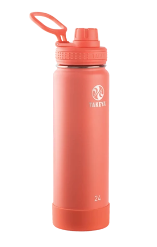 Takeya® Insulated Stainless Steel Bottle — 24 oz. Actives