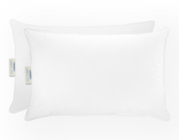 The Perfect Pillow 50 50 Down And Feather Pillow Livewell