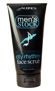Aubrey® Men's Stock North Woods Face Scrub 6oz (302634593)