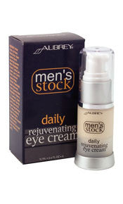 Aubrey® Men's Stock Daily Rejuvenating Eye Cream 0.5oz